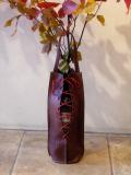 花器としてインテリアにもなるワインケース