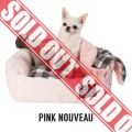 Louisdog(ルイスドッグ)犬用ベッド Furry Boom Pink Nouveau Petit ファーリー ブーム ピンク ヌーヴォー プチサイズ☆☆完売しました☆☆