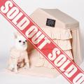 Louisdog(ルイスドッグ)犬用ベッド Peekaboo/Avant Cabana Petit ピーカブ アバン カバナ ハウス ベッド プチサイズ☆☆完売しました☆☆