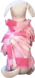 Cha-Cha Couture(チャチャクチュール)Baby Girl Fleece Jacket ベイビー ガール フリース ジャケット