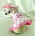 Baby Girl Dog Harness Dress ベビー ガール ハーネス ドレス セット
