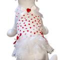 Cha-Cha Couture(チャチャクチュール)ドッグウェア My Valentine マイ バレンタイン ドレス