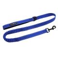 Doggie Design(ドギーデザイン)リード Soft Pull Traffic Dog Leash Cobalt Blue ソフト プル トラフィック ドッグ リード