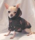 Platinum Puppy Couture(プラチナ パピー クチュール)ドッグウェア Ultimate Camo Dog Coat アルティメット カモフラージュ コート