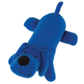 Zanies(ザニーズ)Neon Big Yelpers Plush Dog Toys Bright Blue ビッグ ネオン ドッグ トイ ブルー