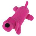 Zanies(ザニーズ)Neon Big Yelpers Plush Dog Toys Hot Pink ビッグ ネオン ドッグ トイ ホットピンク
