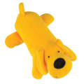 Zanies(ザニーズ)Neon Big Yelpers Plush Dog Toys Sunny Yellow ビッグ ネオン ドッグ トイ  サニーイエロー