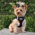Doggie Design(ドギーデザイン)American River Ultra Harness Black アメリカン リバー ウルトラ ハーネス ブラック