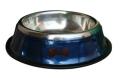 Cha-Cha Couture(チャチャクチュール)Blue Bowl w/Brown Bones ブラウン ボーン ブルー ボウル