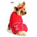 Doggie Design(ドギーデザイン)Christmas Dog Pajama クリスマス ドッグ パジャマ
