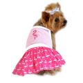 Doggie Design(ドギーデザイン)Flamingo Tank Dog Dress フラミンゴ タンク ドレス