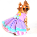 Doggie Design(ドギーデザイン)Polka Dot Mermaid Dog Dress ポルカドット マーメイド ドレス