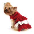 DOGO(ドゴ)Sequin Sweater Dress Red シークイン セーター ドレス レッド