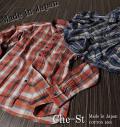 Che-St チェックシャツ