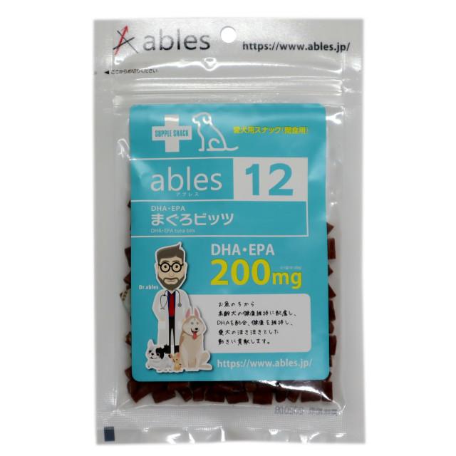 ables 12 DHA・EPA まぐろビッツ 40g