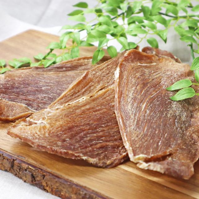 【大容量お買い得パック】HOKKAIDO NATURAL SELECTION 無添加北海道産豚干し肉 200g