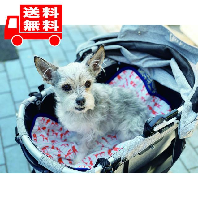 【送料無料!】盲導犬チャリティーひんやりブランケット オレンジMサイズ