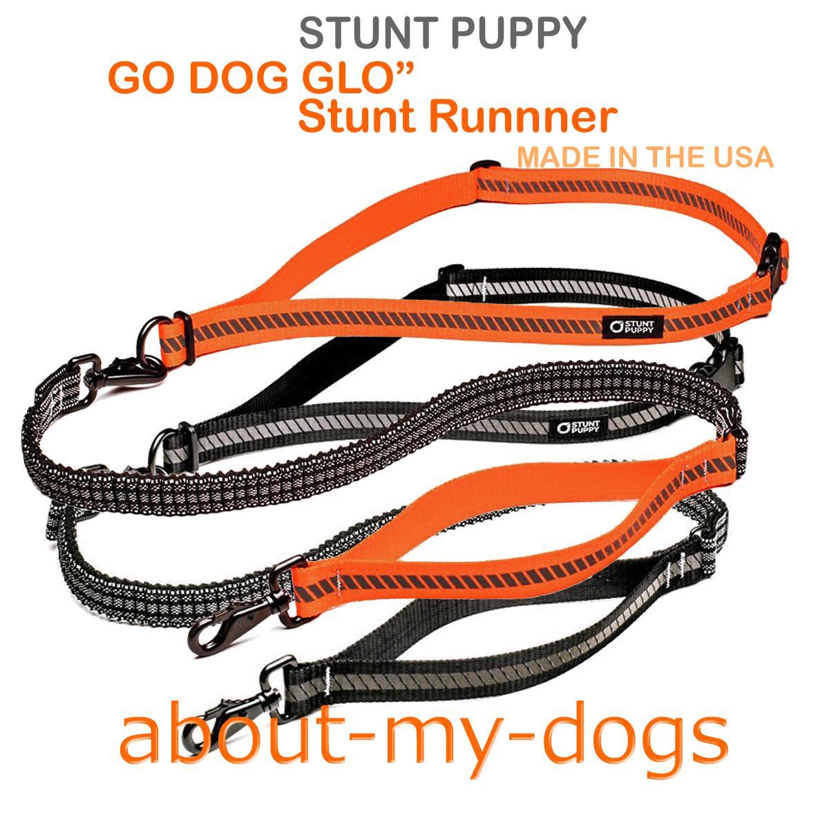GO DOG GLO STUNT PUPPY