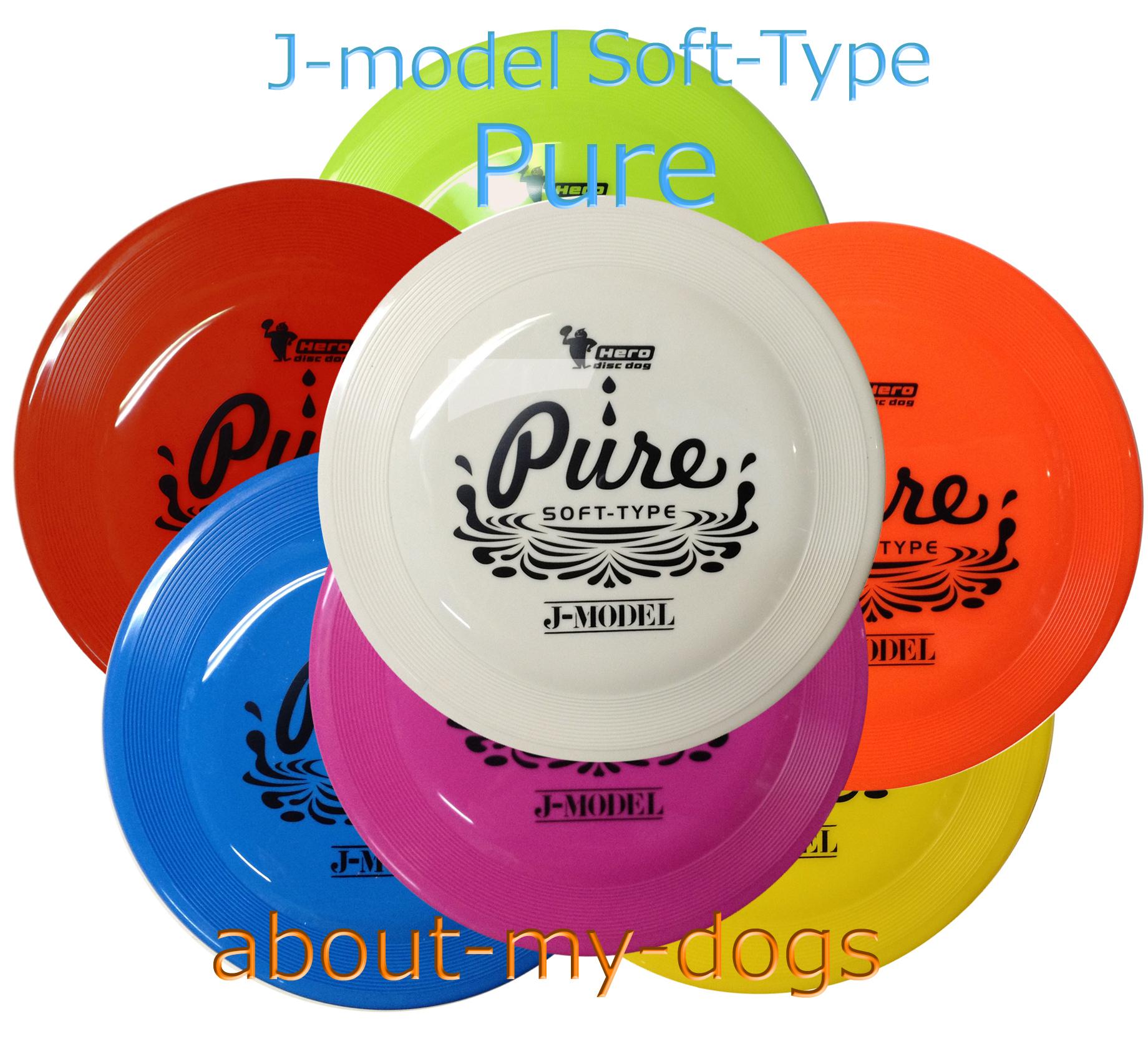 Hero J-model soft-type Pure 純国産ソフトタイプディスク
