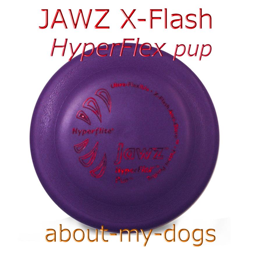 JAWZ HyperFlex pupついにハイパーフレックスに小型犬用が登場!