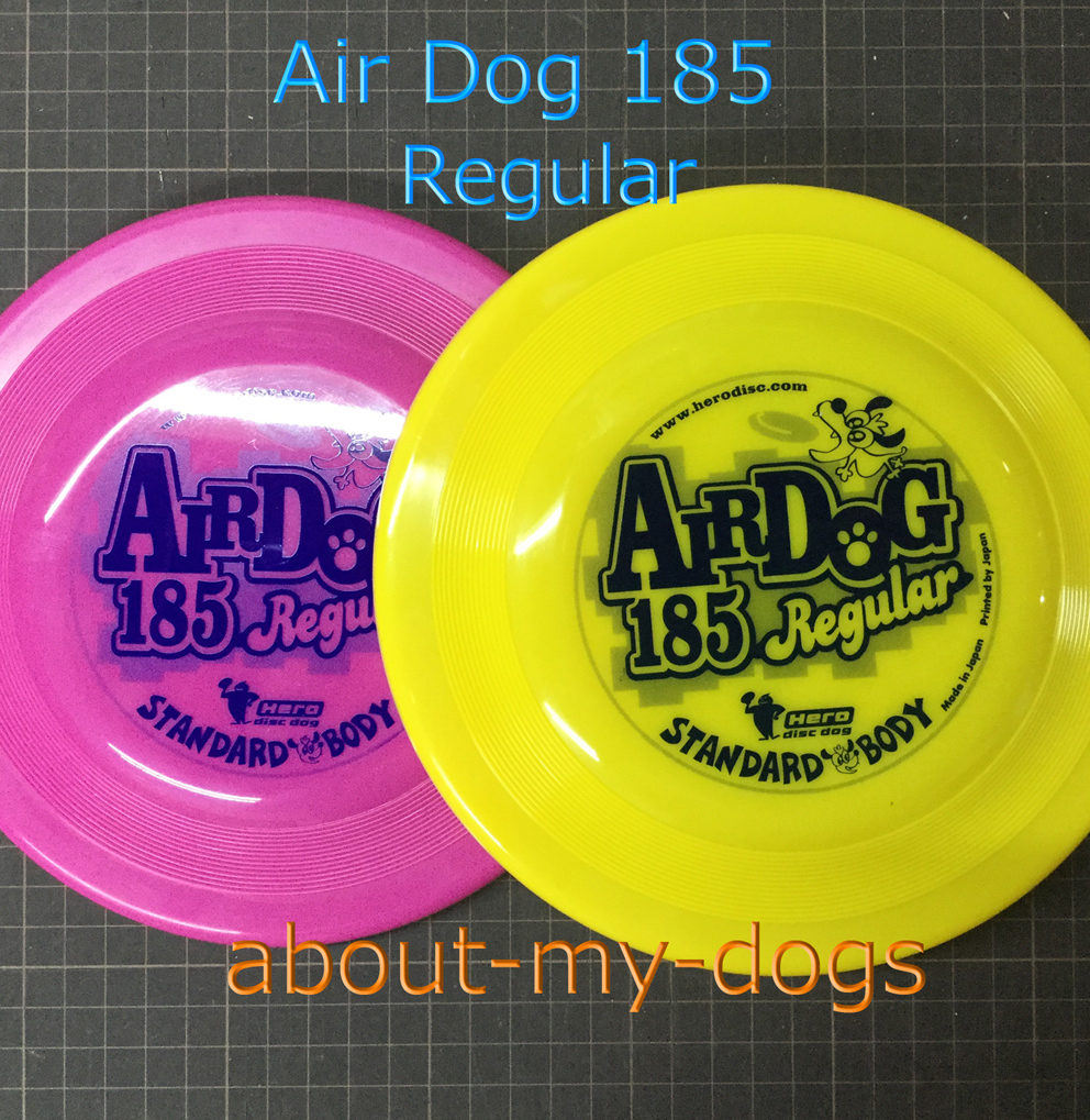 new AirDog 185 Regular