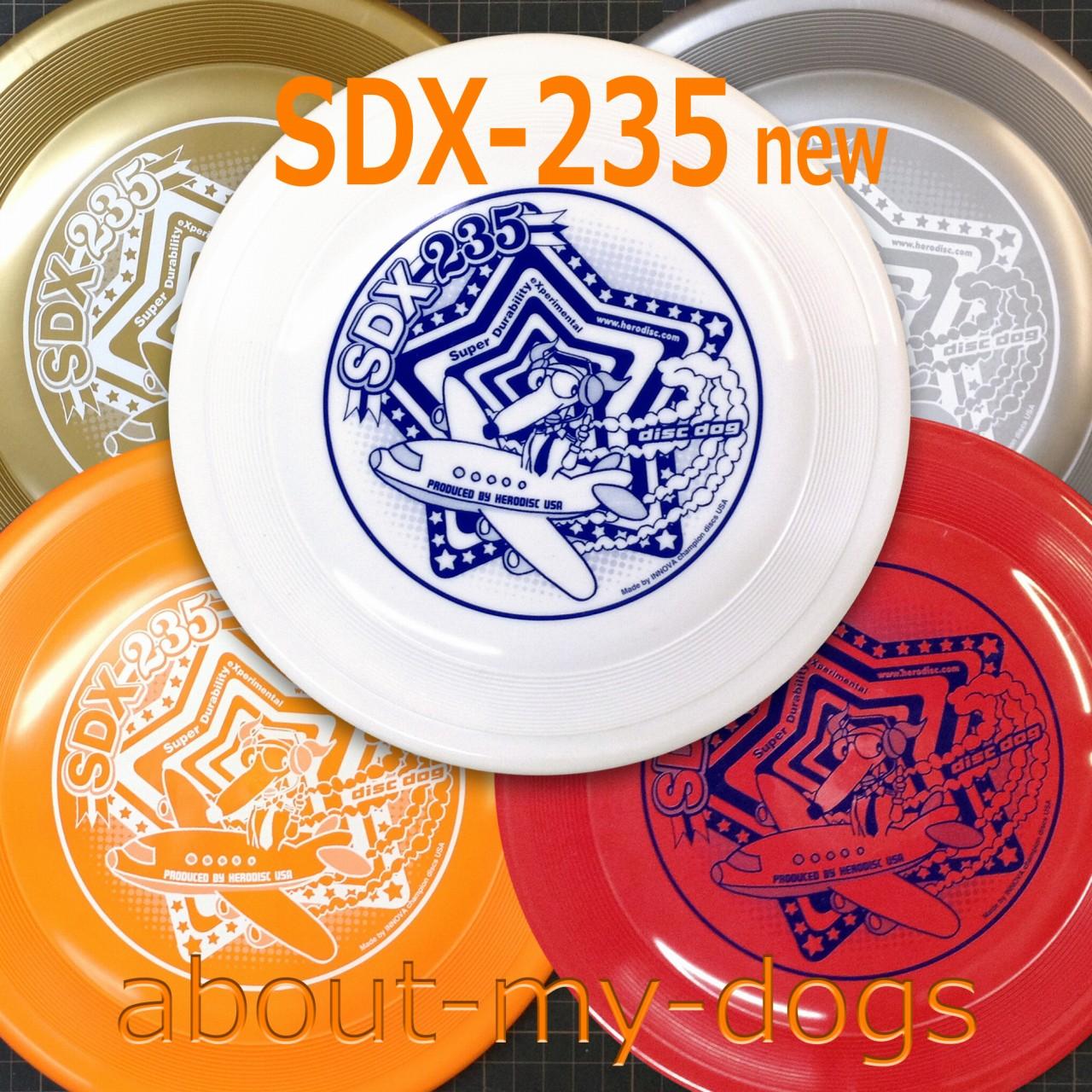 Hero SDX-235 NEW