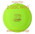 Z-DISC FANG 丈夫なフルサイズディスク