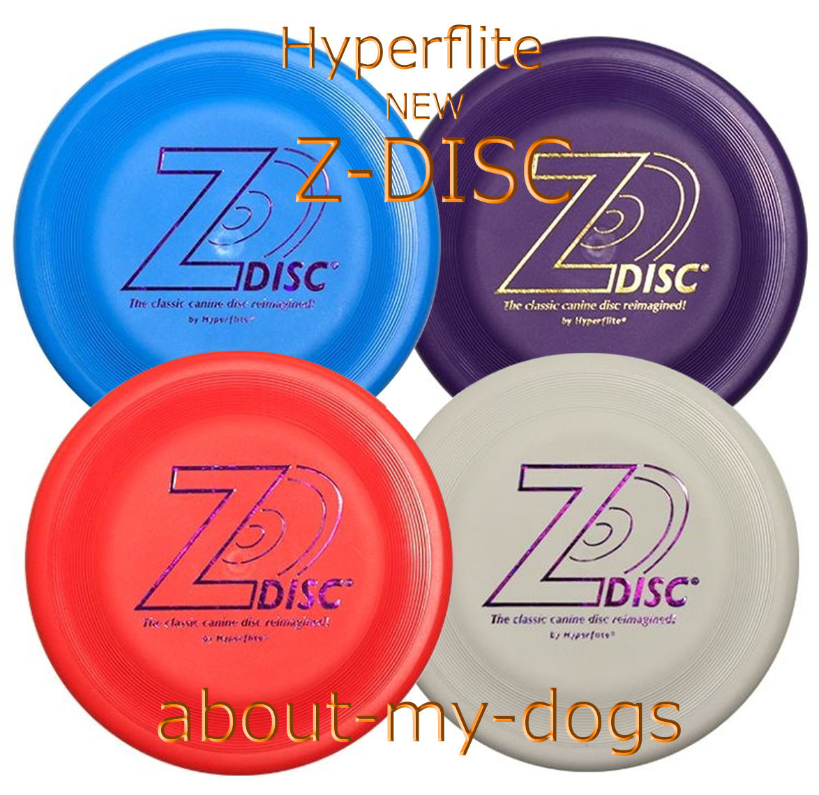 Hyperflite Z-DISC 4カラー