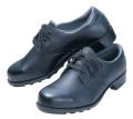 黒革作業靴(AT015)