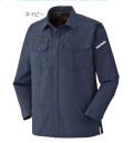フロントマンA ストレッチシャツ(春夏)メンズ&レディースAT718