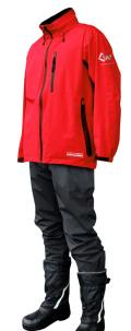 高級ストレッチレインスーツ(透湿素材) AT754