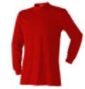 長袖Tシャツ 胸ポケット付 (綿100%) AT764
