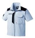 ストレッチ半袖ジャケット (AT789)  ピットスーツイメージ