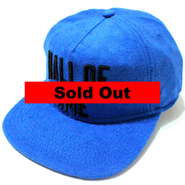 "【Hall of Fame/ホールオブフェイム】 ""City Strapback Hat/スナップバックキャップ"""