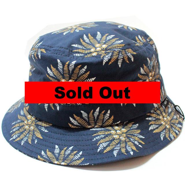 """【Brixton/ブリクストン】 """"Floral Bucket Hat/フローラルバケットハット"""""""