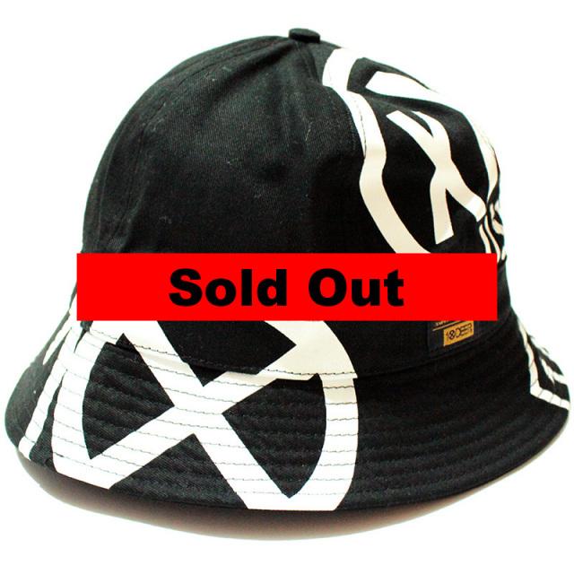 "【10deep/テンディープ】 ""Full Clip Fisherman Hat in Black/フィッシャーマンハット"""