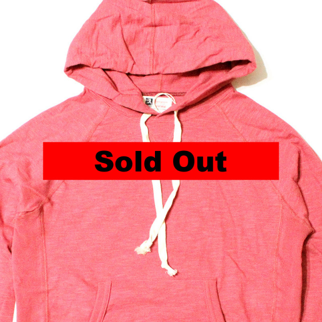 "【Todd Snyder×Champion/トッドスナイダー×チャンンピオン】 ""CLASSIC HOODIE IN NANTUCKET RED/スウェットパーカ"""