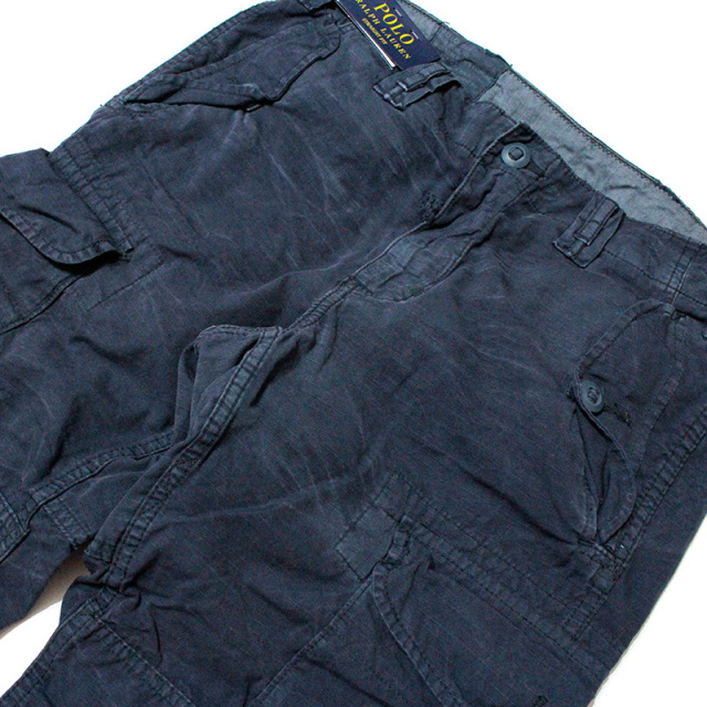 """【Polo Ralph Lauren/ポロラルフローレン】 """"STRAIGHT-FIT CARGO PANT/カーゴパンツ"""""""