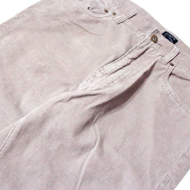 """【J.crew/ジェイクルー】 """"Sutton Cord Pants/コーデュロイパンツ"""""""