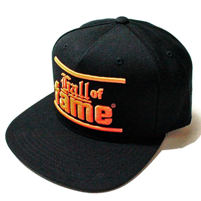 """【Hall of Fame/ホールオブフェイム】 """"Bars & Hooks Snapback Hat"""""""