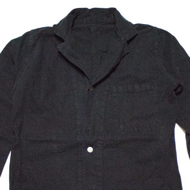 アーバンリニューアル Urban Renewal:Vintage Railroad Maxi Coat Black/ビンテージレイルマン マキシコート