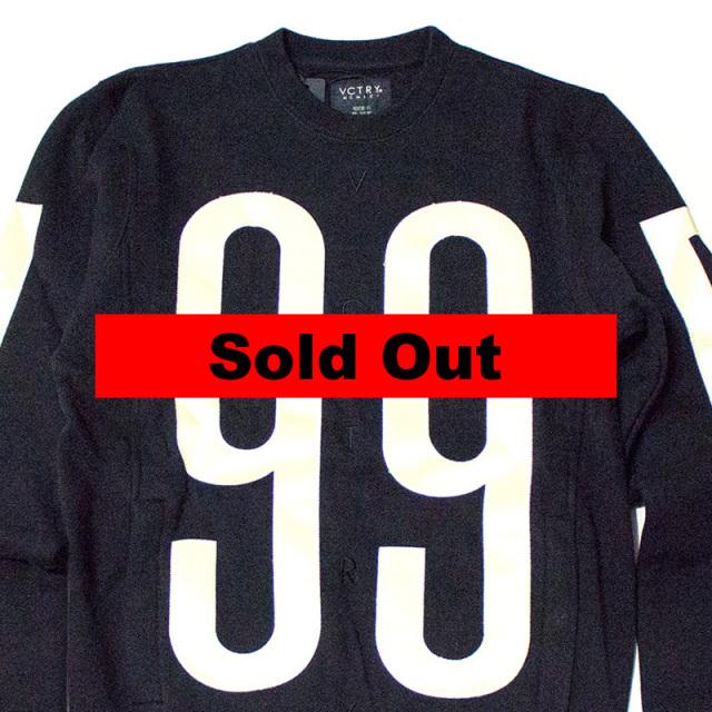 テンディープ 10deep:The Games Sweatshirt Black/ゲームスウェットシャツ ブラック