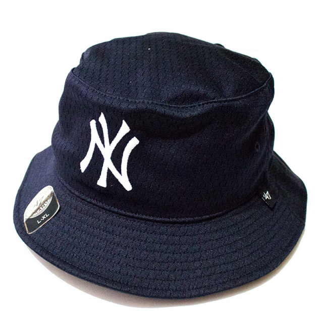 47 Brand:Yankees '47 Backboard Bucket Navy