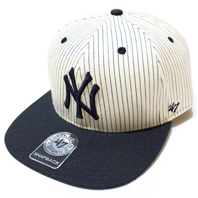 47 Brand:Yankees Woodside '47 CAPTAIN
