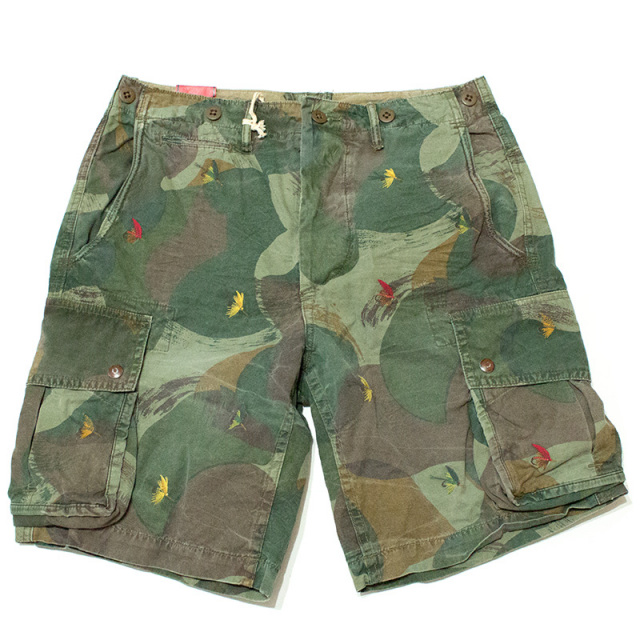 Polo Ralph Lauren:RELAXED-FIT PARATROOPER SHORT