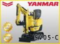 SV05-C ヤンマー 新品未使用 標準機