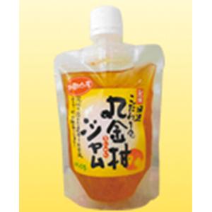 紀州特産 こだわりジャム 丸金柑 (120g)
