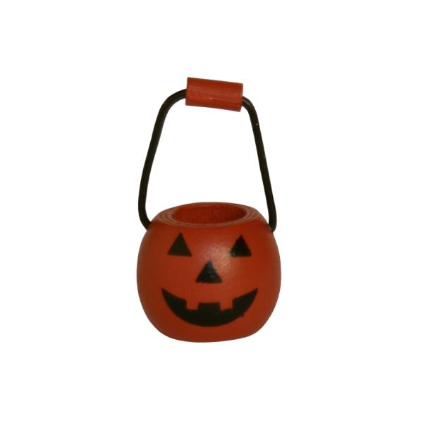 ハロウィンのミニバスケット