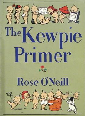 キューピー本 Kewpie Primer Book [シャックマン B. Shackman Company]