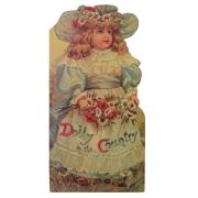 ダイカット絵本「Dolly in The Country」